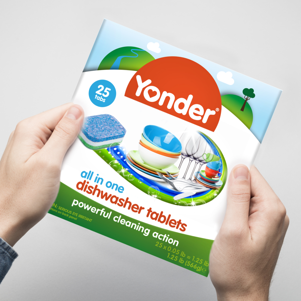 Yonder Dishwasher Tablets gallery image