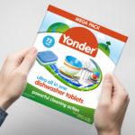 Yonder dishwasher tablets 72 gallery image