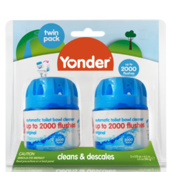 Yonder Automatic Toilet Bowl Cleaner