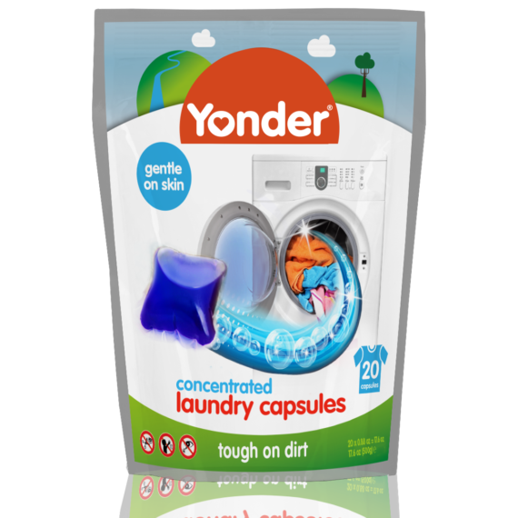 Yonder Laundry Pods