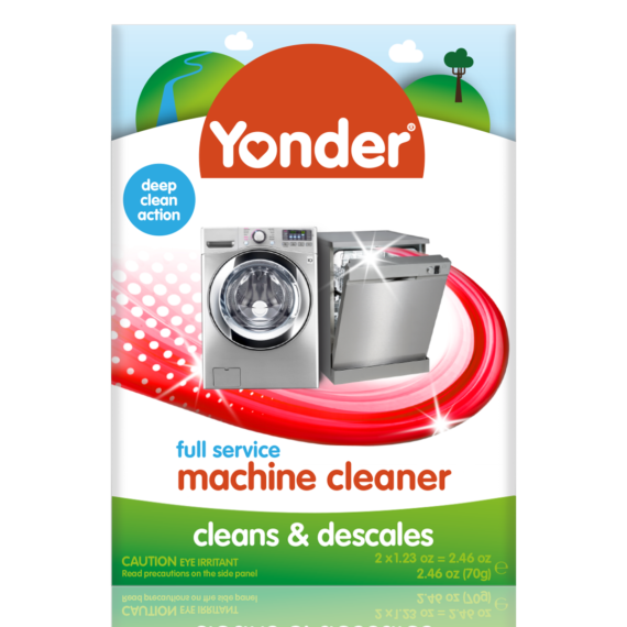 Yonder Full Service Machine Cleaner