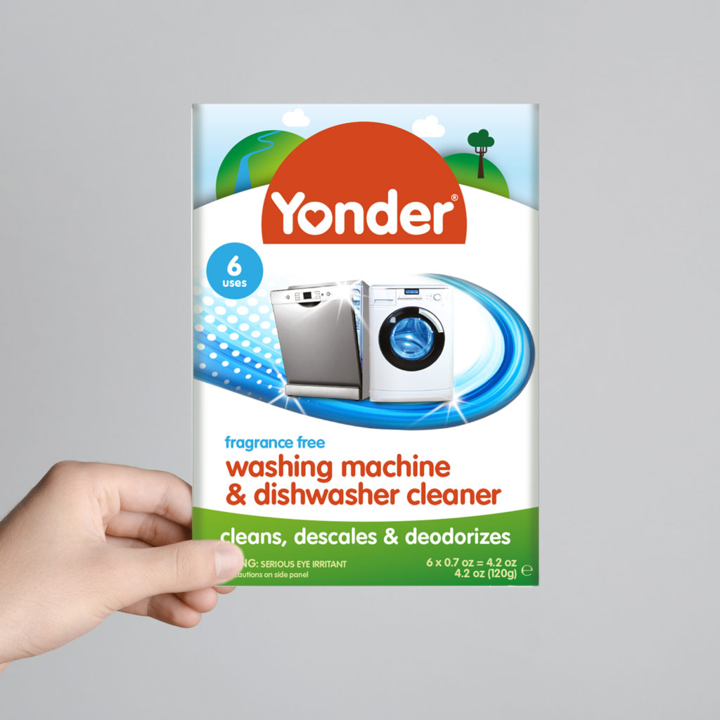 Yonder Washing Machine Cleaner gallery image
