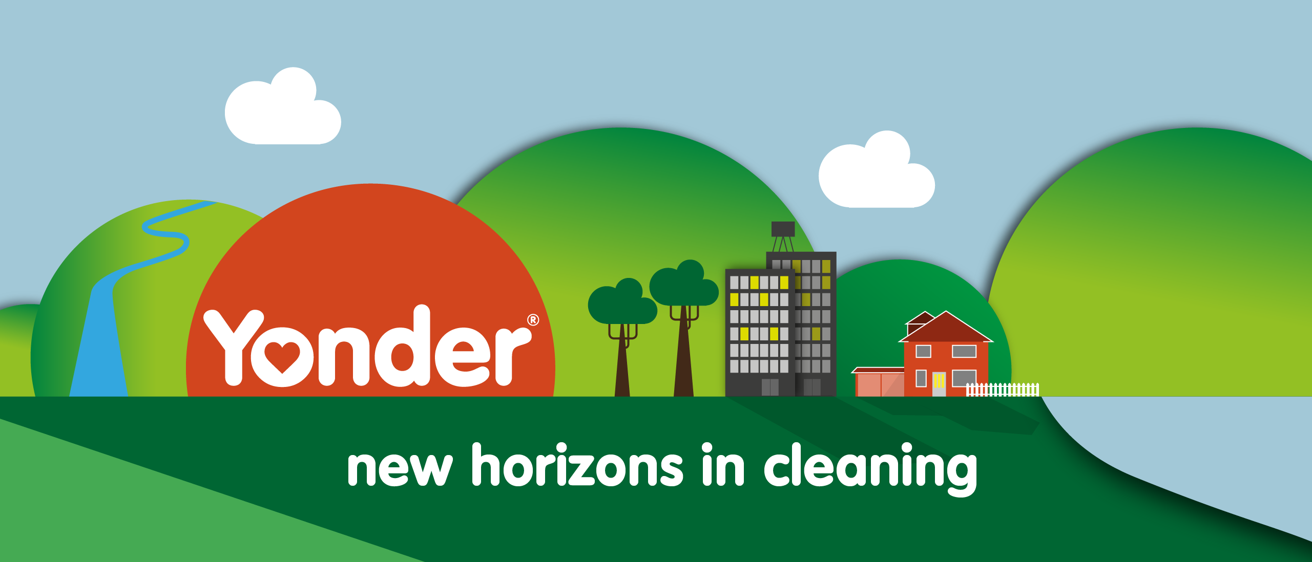 OFFICIAL Home of Yonder Products | New Horizons In Cleaning