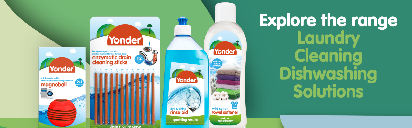 Yonder Natural Cleaning Products