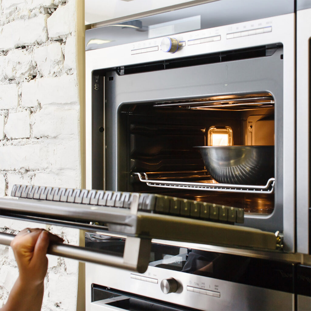 Yonder Oven clean