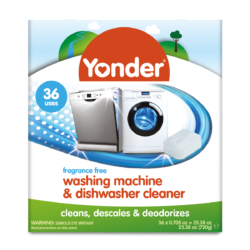 Yonder Washing Machine Cleaner 36